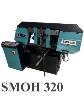 اره نواری بازویی اتوماتیک گیره هیدرولیک SMOH 320